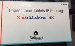 Relicitabine 500 Mg Tablet