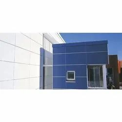 Polyester Exterior Wall Cladding, Thickness: 4mm To 18mm