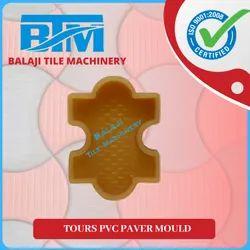 Tours PVC Paver Mould