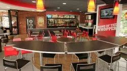 Burger King Furniture.