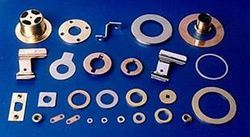 Industrial Pressed Components