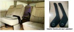 Black Tempo Traveler Seat Armrest