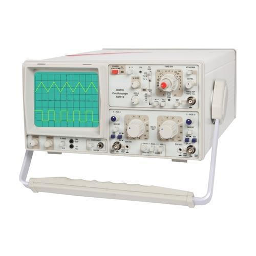 P M Enterprise ANALOG Oscilloscope, Usage: Laboratory