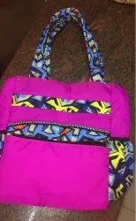 Pink Ladies Shoulder Bag