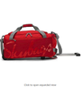 Red Printed Skybags Unisex Polyester Cabin Soft Duffle Trolley Bag, Size: 55 Cm