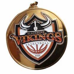 Basketball Sports Medal