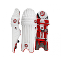White Stanford Sf Platinum Cricket Batting Pads, Size: Mens