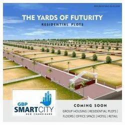 Under Construction GBP Smart City 200 Sqyd Plots