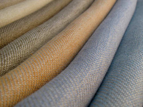 Plain Multiple Linen Fabric