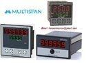 Multispan Digital Panel Meter