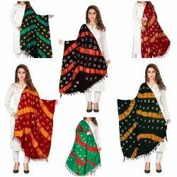 Fancy Design Bandhani Dupatta