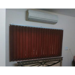 Vertical Curtain Blinds
