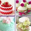 3pcs Cake Decoration Mold