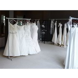 Bridal Gown Racks