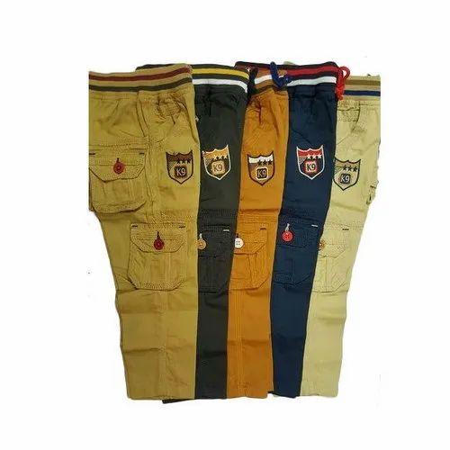 Custom Design Trousers For Kids