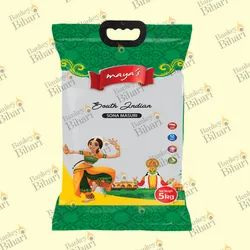 Rice Pouches With Plastic Handle