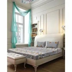 Checked Double Bedsheet