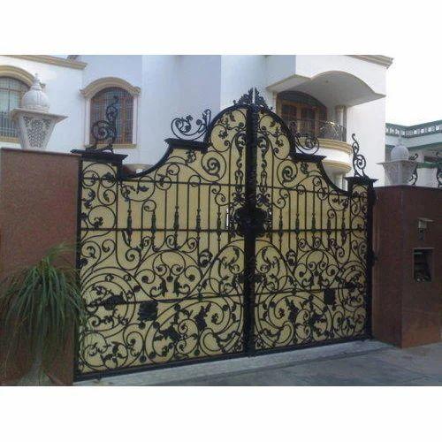 maharaja gate at rs 85 kilogram iron gate id 15916203588
