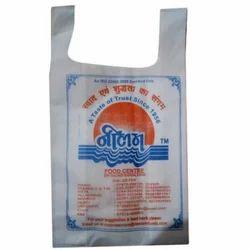 U Cut Non Woven Printed Bags