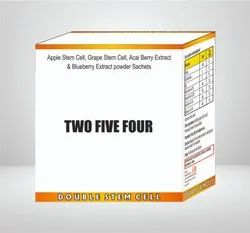 Apple, Grape Stem Cell, Acai Berry Extract & Blueberry Extract Powder Sachet