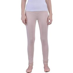 Cotton Churidar Dollar Missy Women Leggings, Size: 32 to 44 Inches