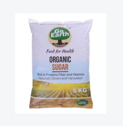 Organic White Raw Sugar