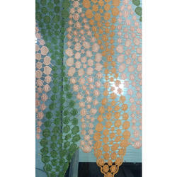 Organza Work Fabric