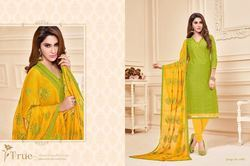 Unstitched Designer Stylish Dress Material Salwar Kameez