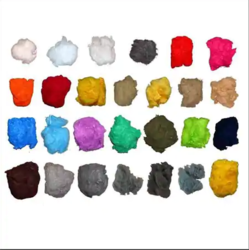Dyed Fiber