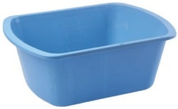 Disposable Plastic Hospital Tub