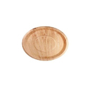 12 Inch Round Areca Leaf Plate, Packaging Type: Packet
