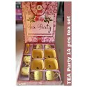 Tea Royal Gold Yellow Set