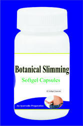 Botanical Slimming Softgel Capsules