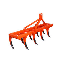 Mild Steel 9 Tynes Tractor Agricultural Cultivator