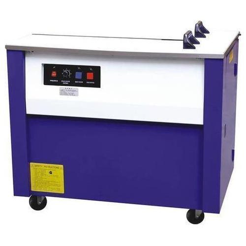 Box Strapping Machine, Capacity: 2.5 Strip/sec