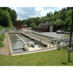 Underground Water Treatment Plant