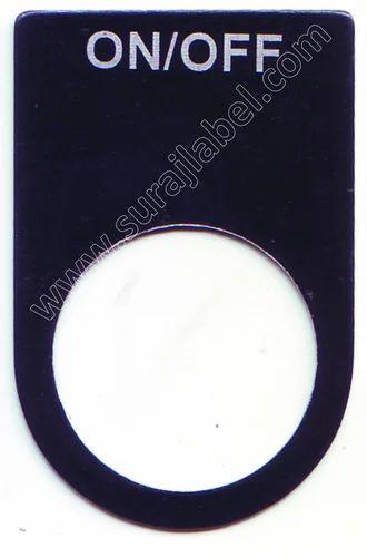 Aluminium Ring Label