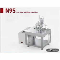 BluMac Automatic N95 Ear Loop Welding Machine