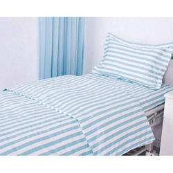 Blue Hospital Bed Linen, Size: 36x80