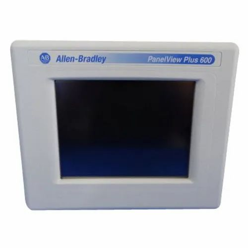 Allen Bradley Panelview Plus 600 Level Monitor