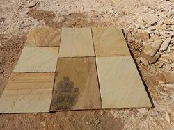 Toshibba Impex Sandstone fossil mint , for Flooring and Hardscaping