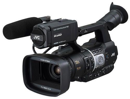JVC JY- HM360 Full HD Camera at Rs 98000 /piece | Professional ...