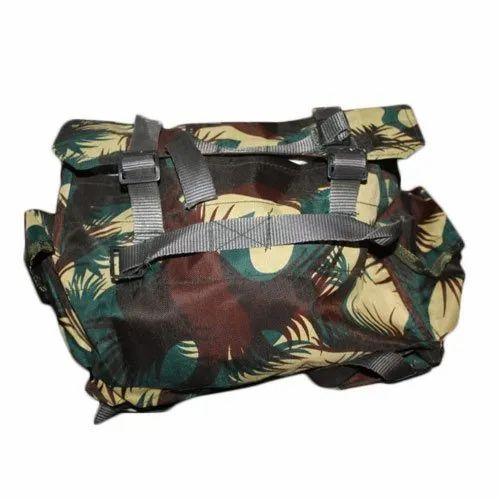 Cotton Military Sleeping Bag, Size: 50 Litre