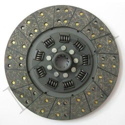 Steel Clutch and Pressure Plates for Hydra Cranes, Size: 10