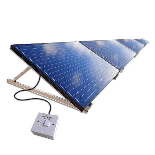 1 Kw Home Solar Panel Size 65 X 39 Inch Rs 35 Watt Rg Power Solutions Id 20291442591