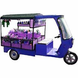 GEM Battery Operated Loader Rickshaw