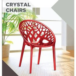 Polypropylene Crystal Chair