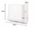 White Tissue Paper Dispenser
