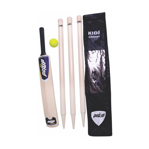 Wooden Cricket Set For Boys with Carry Case