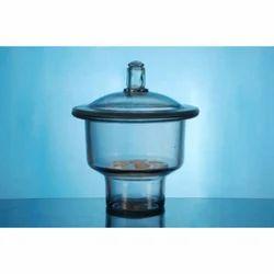 Borosilicate Glass Desiccator